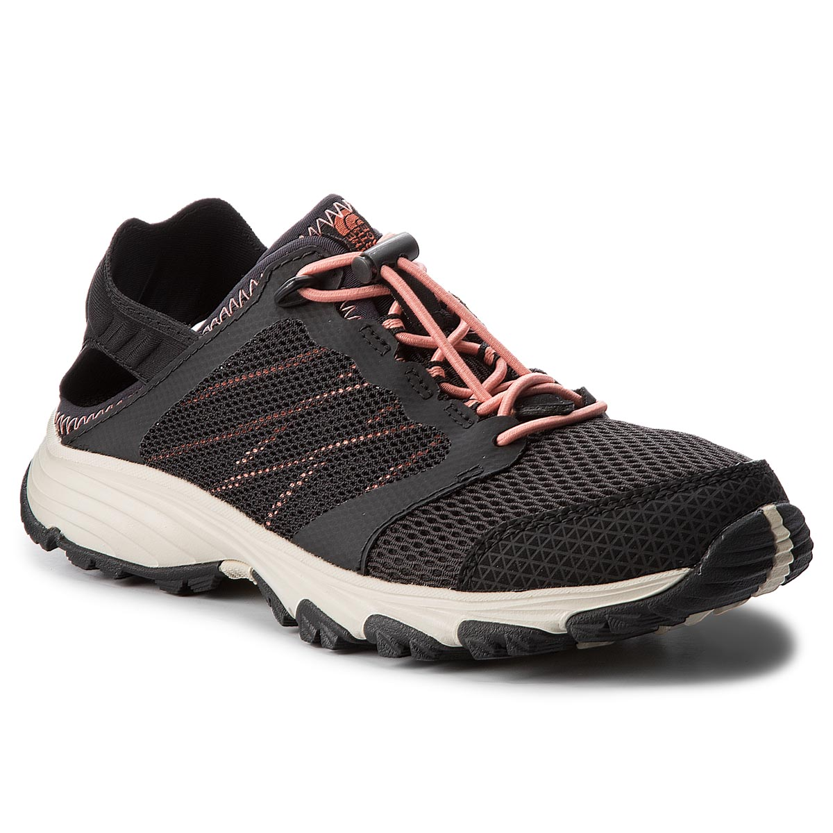 The North Face Skor THE NORTH FACE - Litewave Amphibious II T939I74GG Tnf Black/Desert Flower Orange