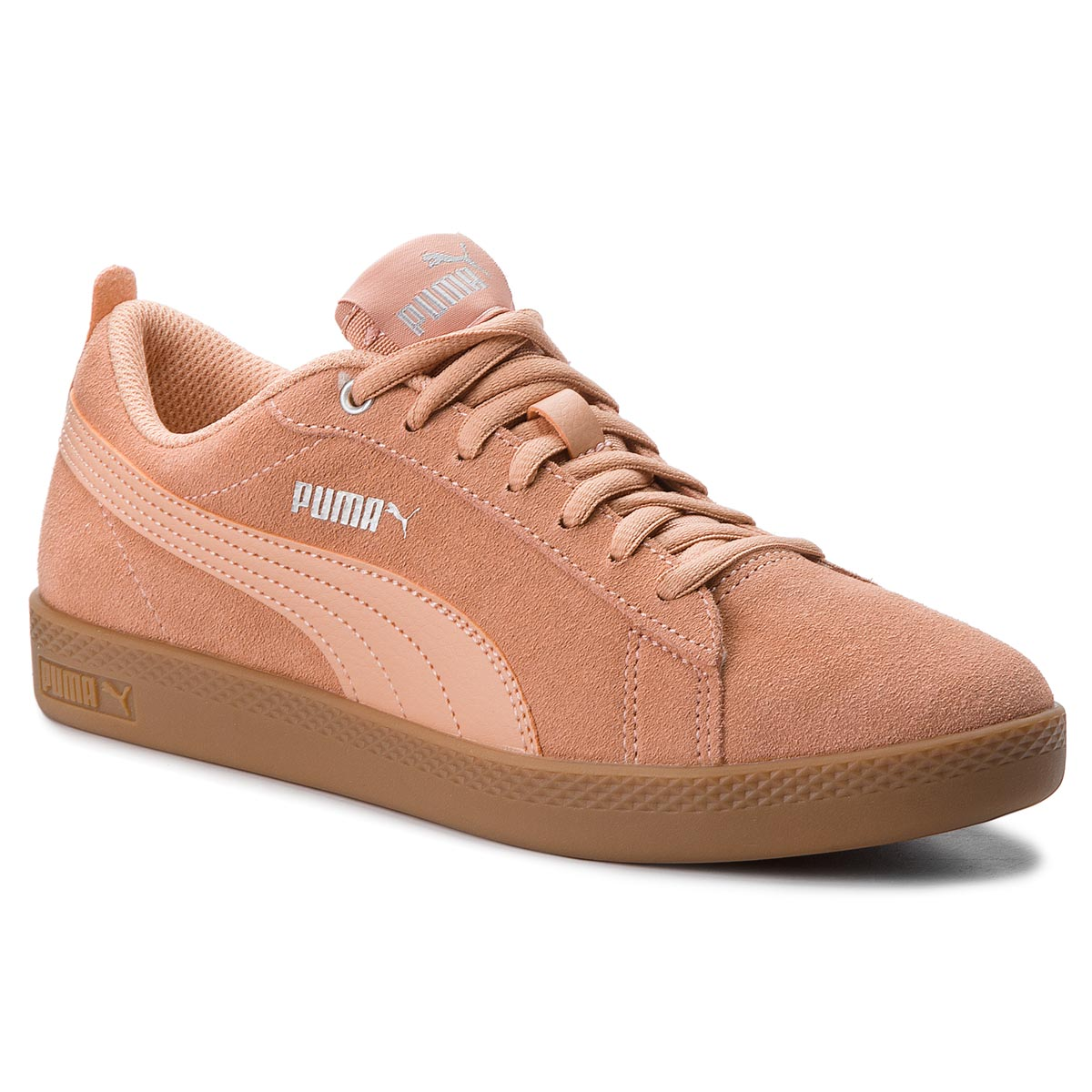separation shoes 590a4 7c036 Sneakers PUMA - Smash Wns V2 Sd 365313 10 Dusty Coral Dusty Coral