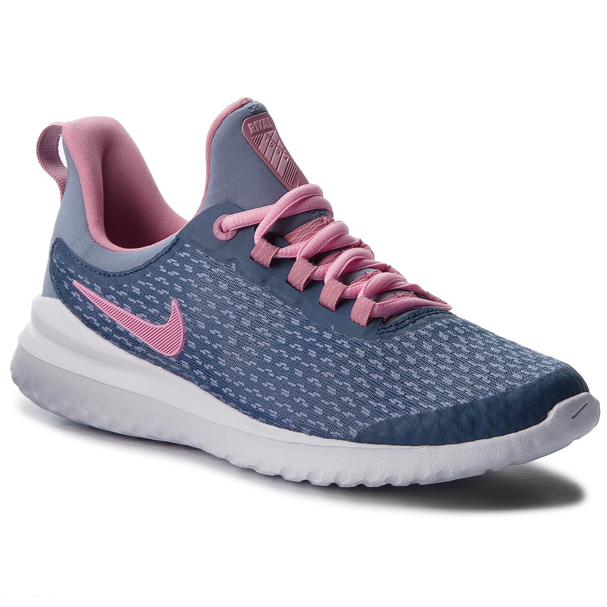 separation shoes c0765 d8bd2 Skor NIKE - Renev Rival (GS) AH3474 400 Diffused Blue Pink Ashen