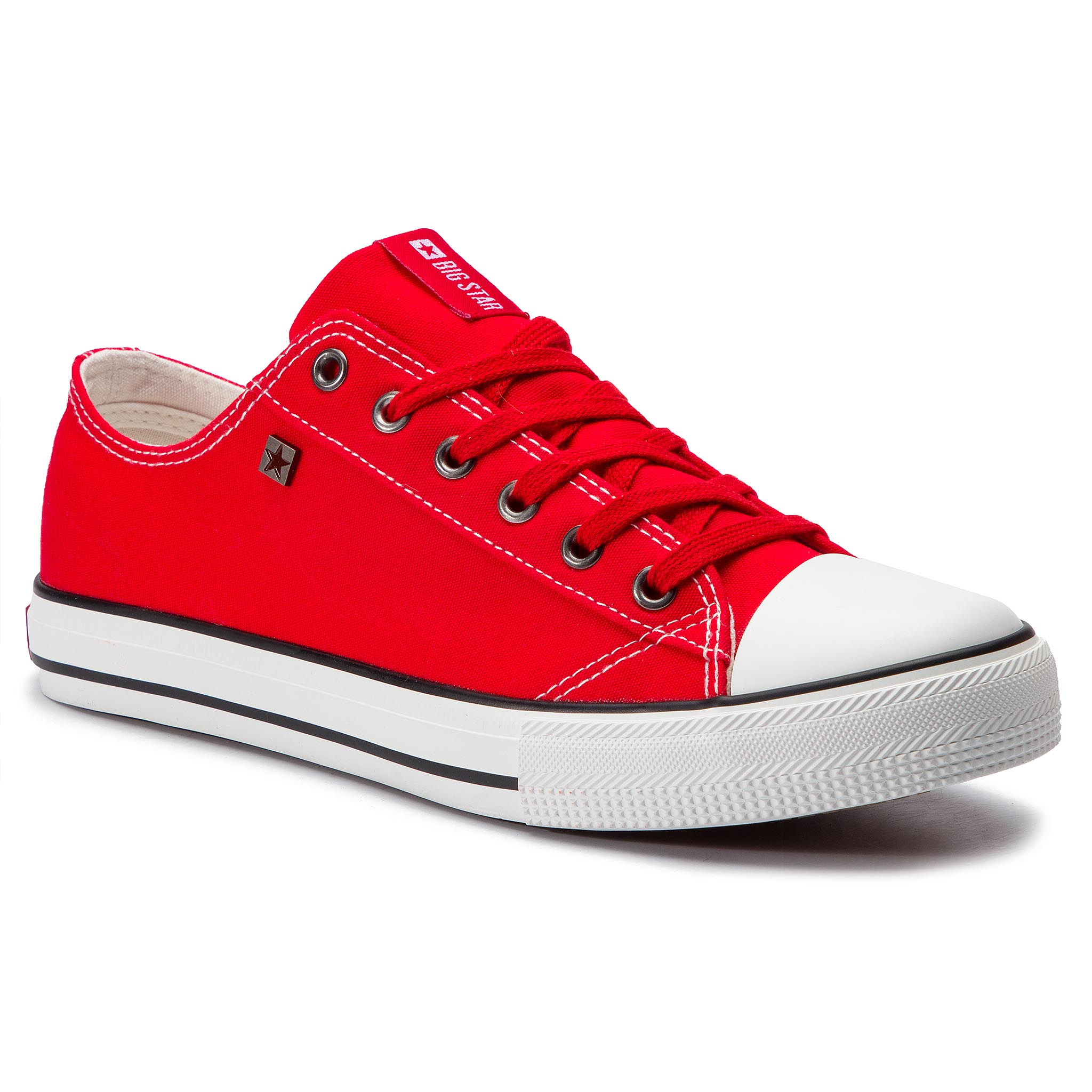 Sneakers BIG STAR - DD274A234R36 Red