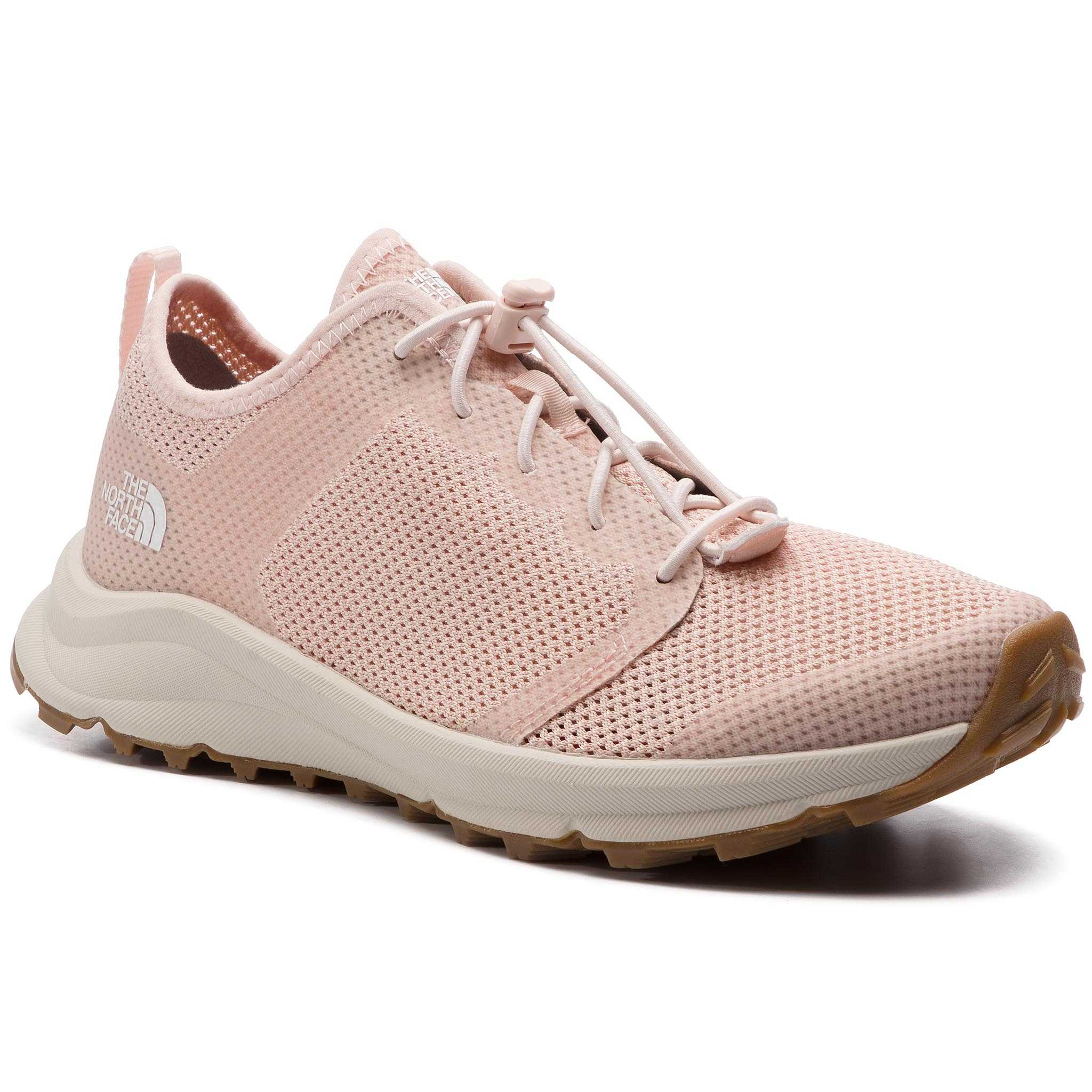 The North Face Trekking-skor THE NORTH FACE - Litewave Flow Lace II T93RDUC8S Pink Salt/Vintage White