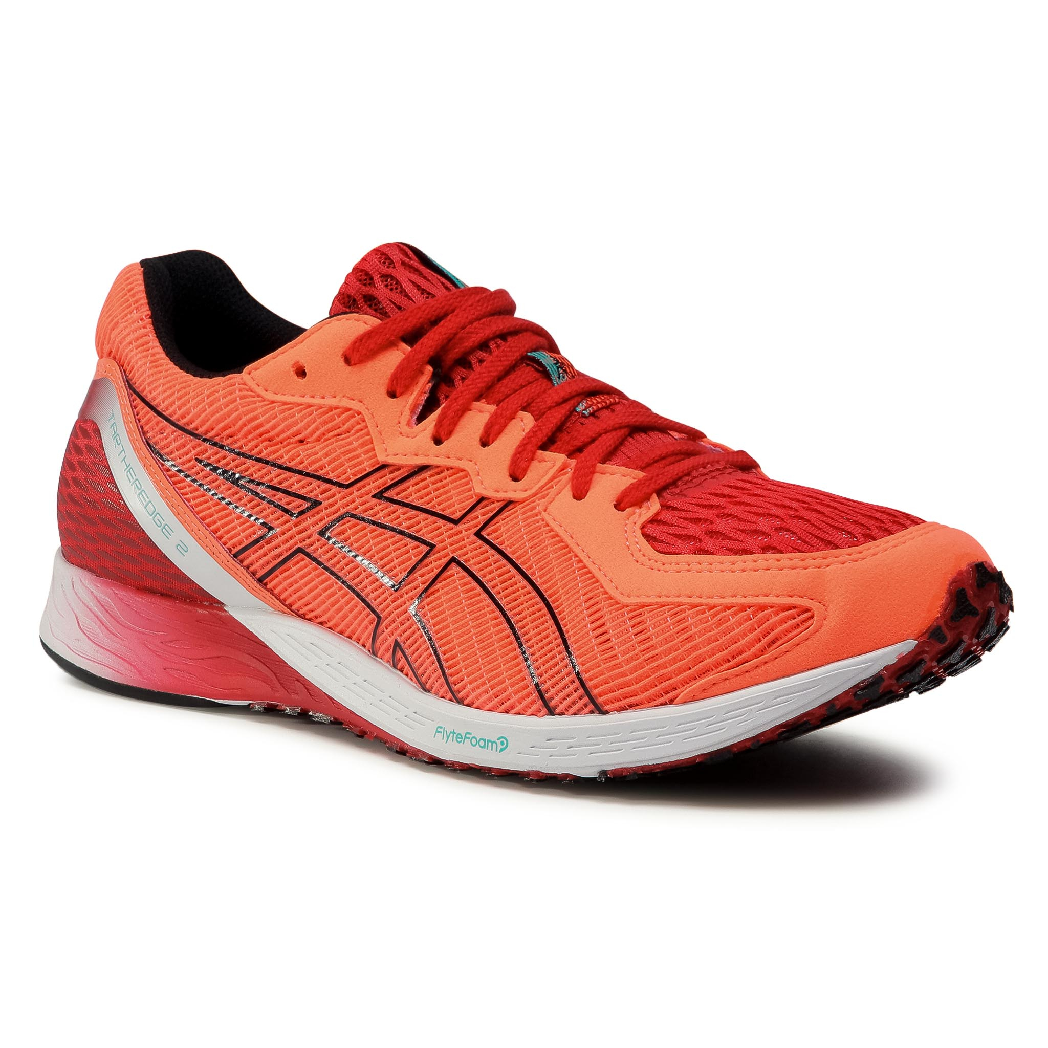 Skor ASICS - Tartheredge 2 1011A854  Sunrise Red/Black 600