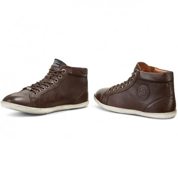 Sneakers PEPE JEANS William Basic PMS50079 Brown 878
