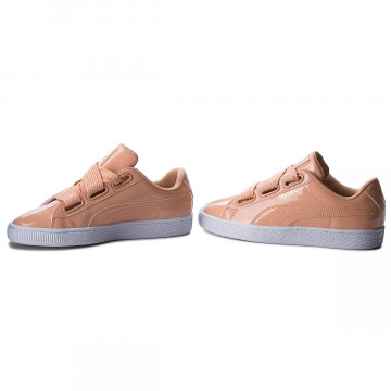 Sneakers PUMA Basket Heart Patent 363073 16 Dusty Coral