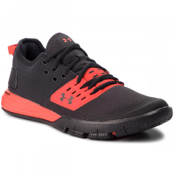 Skor UNDER ARMOUR Ua Charged Ultimate 3.0 3020548 002 Blk