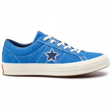 Sneakers CONVERSE One Star Ox 164359C Totally BlueNavy