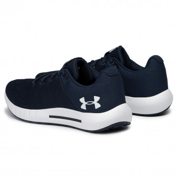 Skor UNDER ARMOUR Ua Micro G Pursuit 3000011 402 Nvy