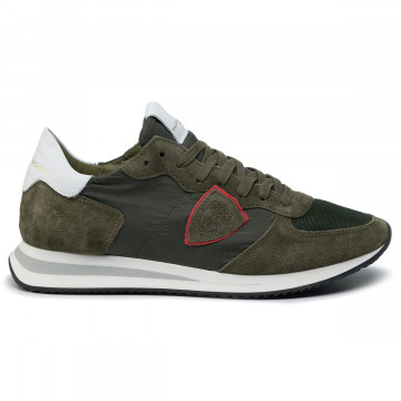 Sneakers PHILIPPE MODEL Trpx TZLU W013 Mondial Militaire