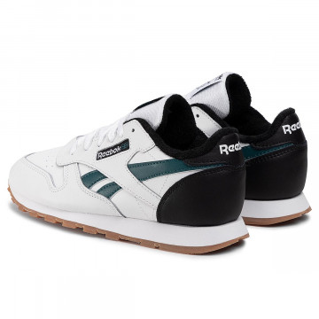 Reebok Classic Herr Sneakers Cl Leather ESTL Whisper Teal