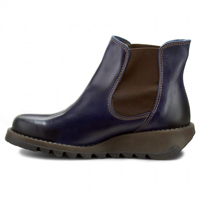 Boots FLY LONDON Salv P143195019 Blue