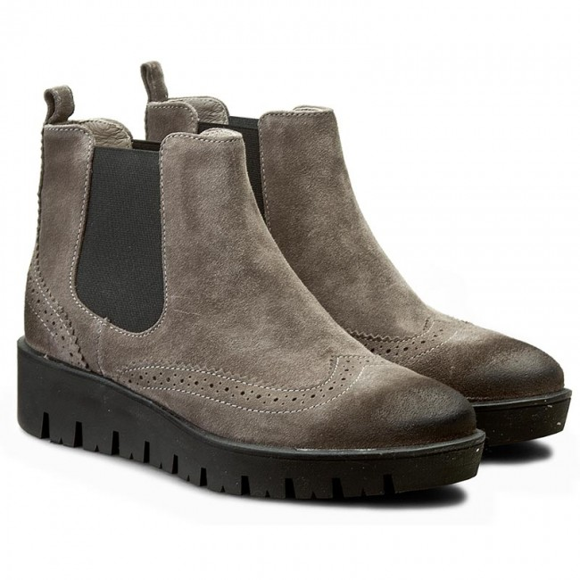 Boots NESSI 703N Szary W1