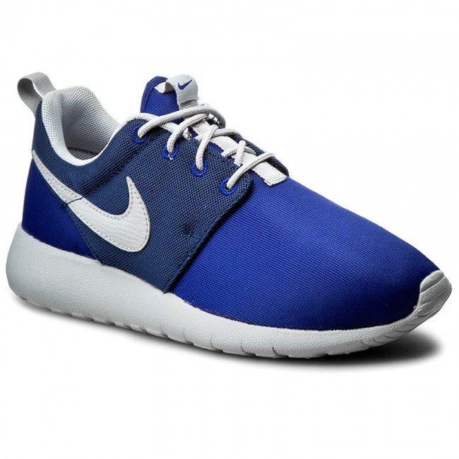 sports shoes 48c0d 85100 Skor NIKE - Roshe One (GS) 599728 410 Dp Royal Blue Wlf Gry Mid Nvy ...