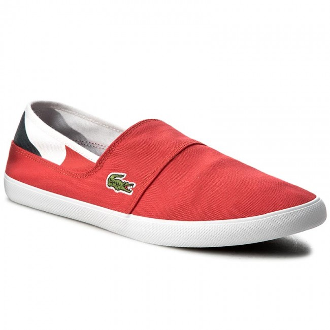 fe3a06404e0 Sneakers LACOSTE - Maurice 117 2 Cam 7-33CAM1068047 Red - Sneakers ...