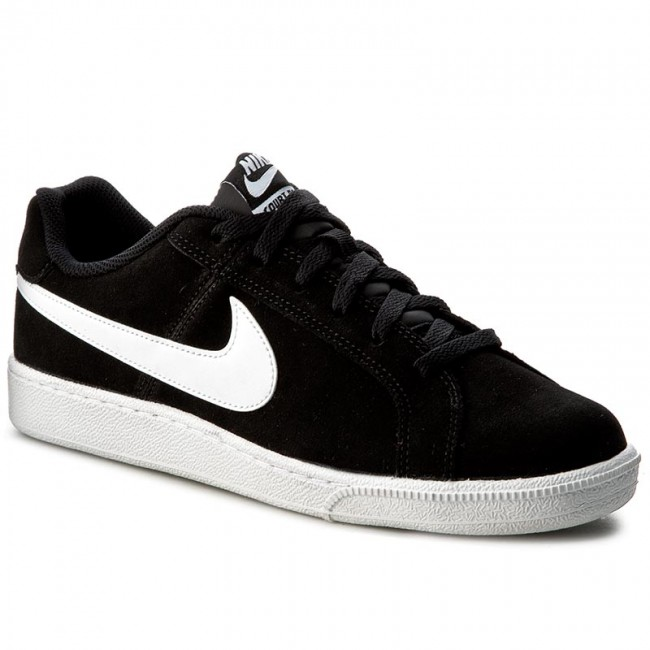 low cost 4f8cc 75152 Skor NIKE - Court Royale Suede 819802 011 Black White