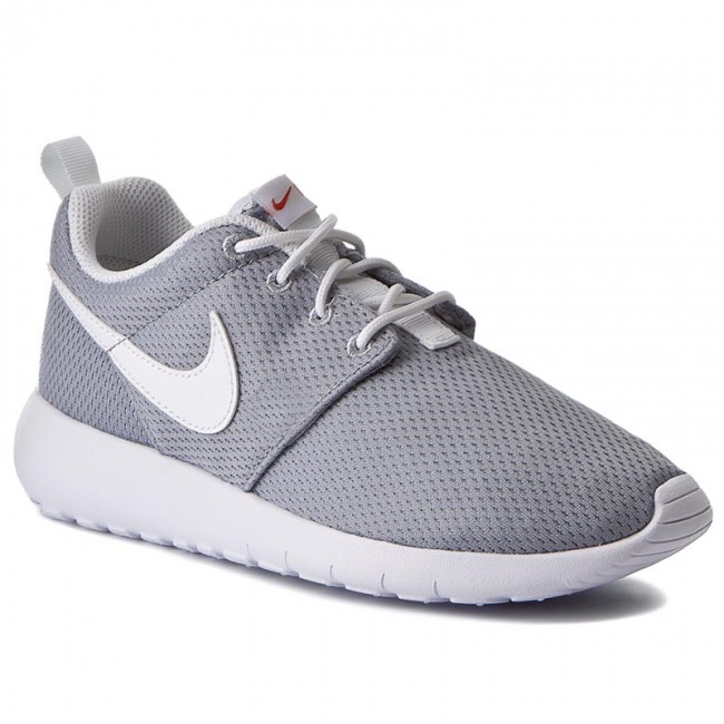 brand new 3ff03 5d0f5 Skor NIKE - Roshe One (GS) 599728 038 Wolf Grey White Safety