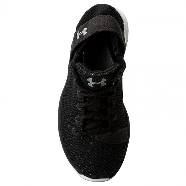 Skor UNDER ARMOUR Ua W Rotation 1296204 100 RhgBlkStl