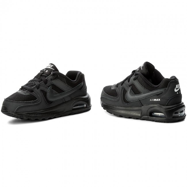 quite nice 85298 d8b78 Skor NIKE - Air Max Command Flex (PS) 844347 002 Black Anthracite