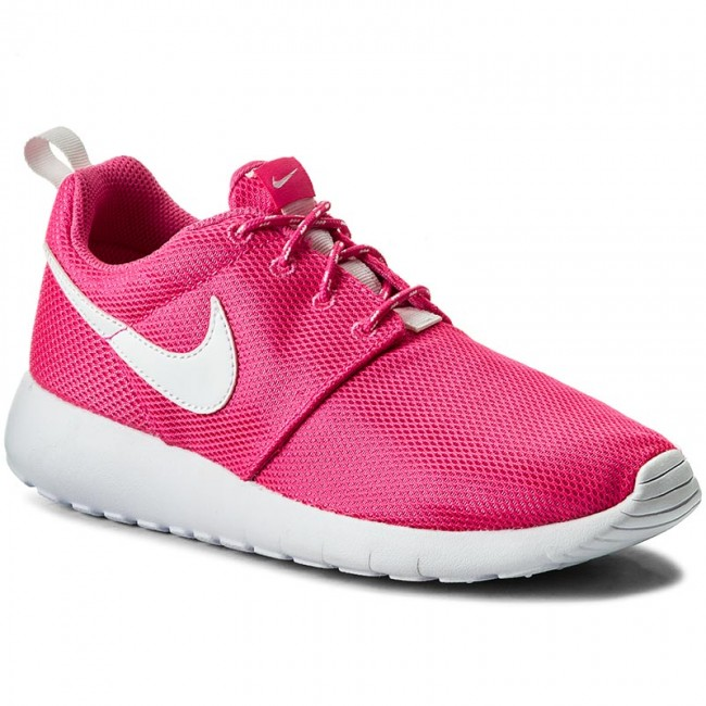big sale e480f 88e70 Skor NIKE - Roshe One (Gs) 599729 611 Pink Blast White