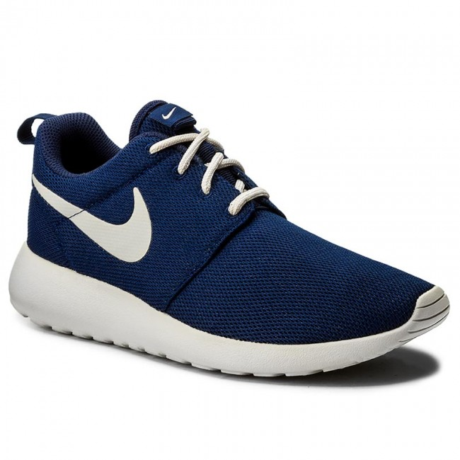 buy online 525fb 20a0e Skor NIKE - Roshe One 511882 404 Binary Blue Oatmeal Oatmeal