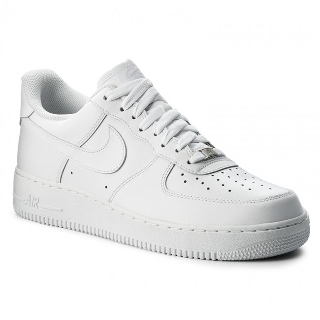 finest selection 64062 0825d Skor NIKE - Air Force 1  07 315122 111 White White