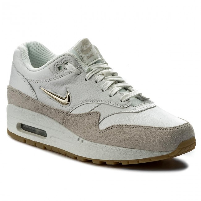 finest selection 63c08 253c9 Skor NIKE - Air Max 1 Premium Sc AA0512 100 Summit White Mtlc Gold Star
