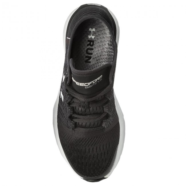 Skor UNDER ARMOUR Ua W Speedform Gemini Vent 3020663 002 Blk