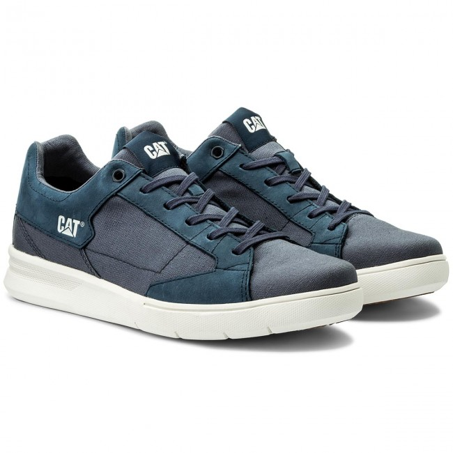 Lågskor CATERPILLAR Sodus Canvas P722358 Dark Denim