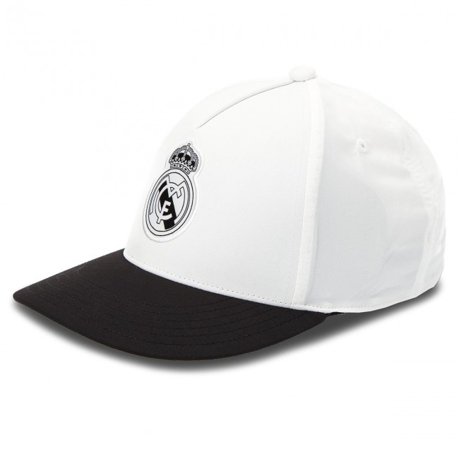 new style be559 8f209 Keps adidas - Real S16 Cap Cw CY5609 Cwhite Black - Herr - Mössor ...