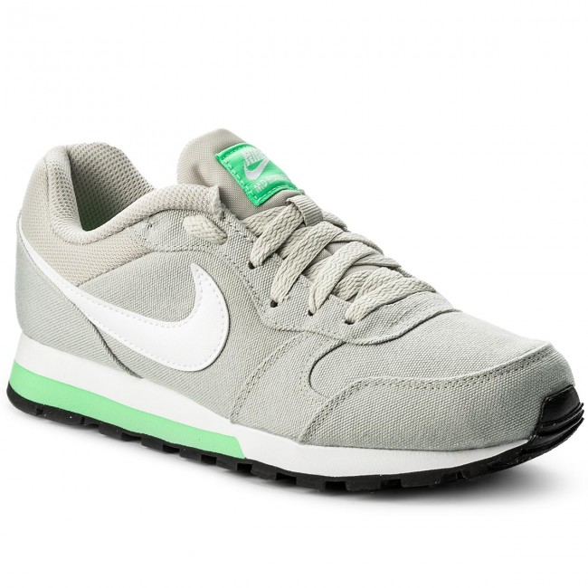 check out 9f44e 8d6b6 Skor NIKE - Md Runner 2 749869 008 Pale Grey White Electro Green
