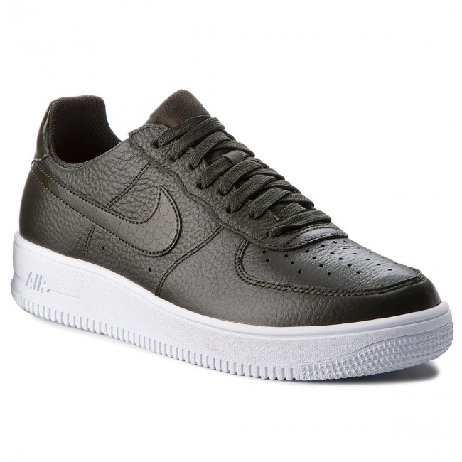 huge selection of 9870d bbfb5 Skor NIKE - Air Force 1 Ultraforce 818735 300 Sequoia Sequoia White ...