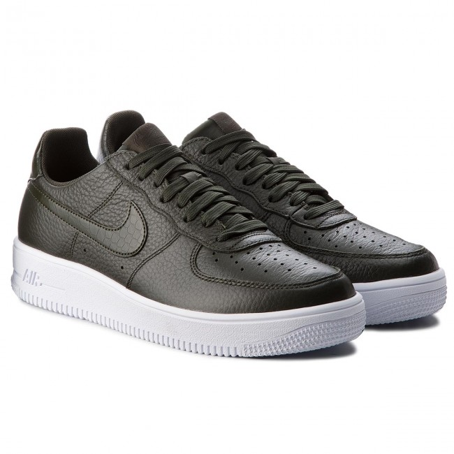 Skor NIKE Air Force 1 Ultraforce 818735 300 SequoiaSequoiaWhite