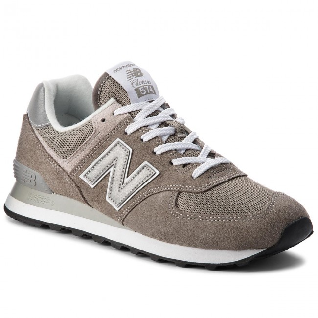 fe683892 Sneakers NEW BALANCE - ML574EGG Grå - Sneakers - Lågskor - Herrskor ...