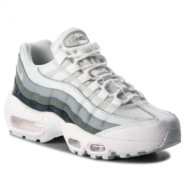 cheap for discount f6a94 5267c Skor NIKE - Air Max 95 307960 013 Barely Grey Light Pumice
