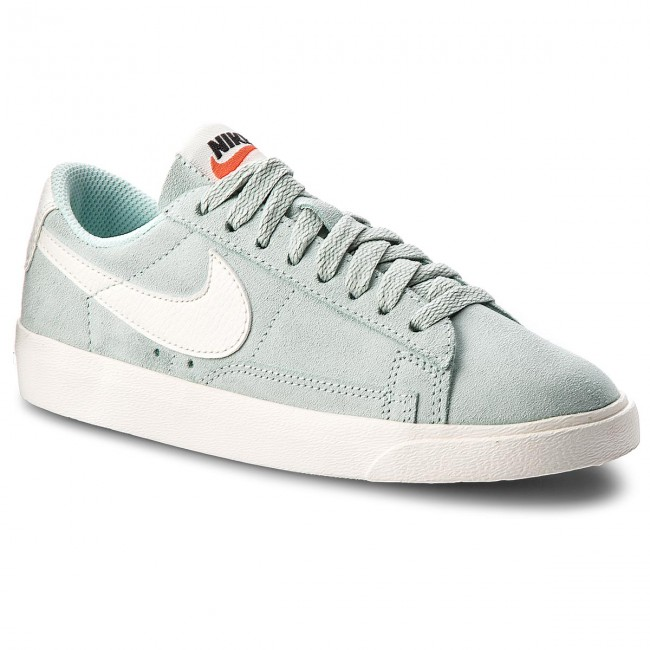 sneakers for cheap d5d54 0a904 Skor NIKE - Blazer Low Sd AA3962 301 Igloo Sail Sail - Sneakers ...