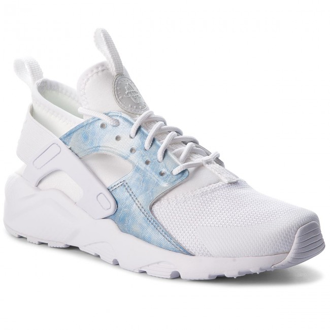 new arrival a940a 71378 Skor NIKE - Air Huarache Run Ultra Gs 847569 102 White White Royal Tint