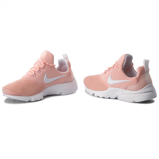 the latest cbc3d 9a3c6 Skor NIKE - Presto Fly 910569 605 Coral Stardust White