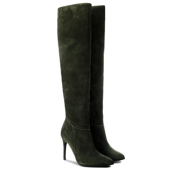Over knee boots EVA MINGE Valdebiso 4Q 18SF1372601EF 815