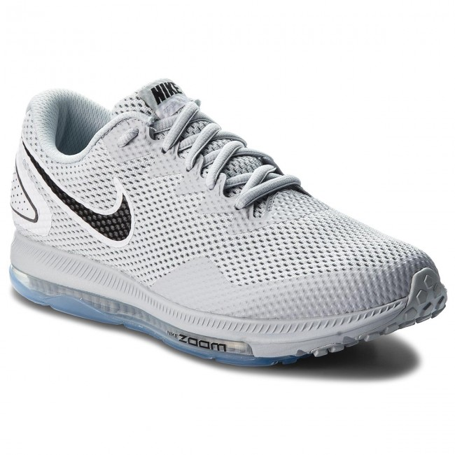 hot sale online 5cf2b ad242 Skor NIKE - Zoom All Out Low 2 AJ0035 010 Pure Platinum Black White ...