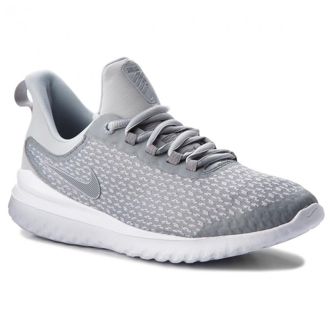 the latest 06d3c b2bc2 Skor NIKE - Renew Rival (GS) AH3469 003 Stealth Wolf Grey White