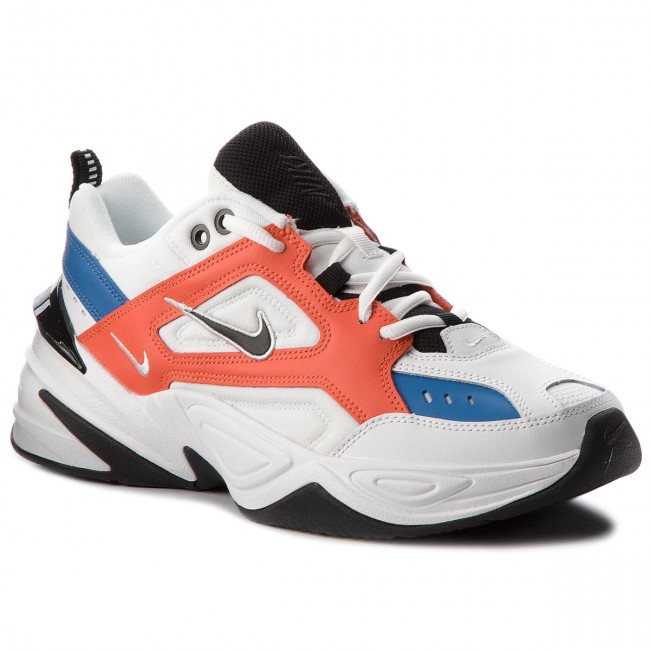 wholesale dealer bb05d 7311b Skor NIKE - M2k Tekno AO3108 101 Summit White Black Team Orange