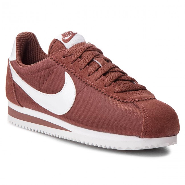 best website 25279 04fb6 Skor NIKE - Classic Cortez Nylon 749864 203 Red Sepia White