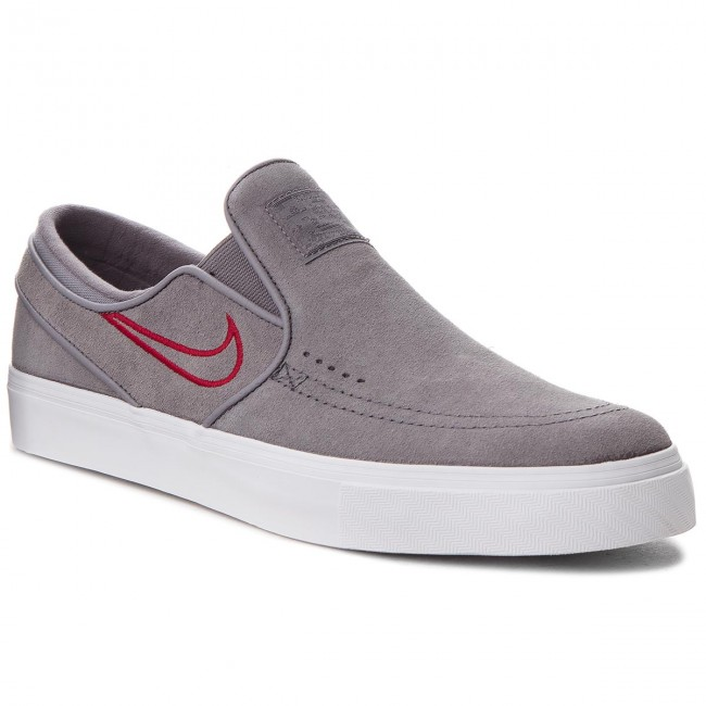 Nike SB Zoom Stefan Janoski Slip On Men's Skateboarding Shoes 833564 100
