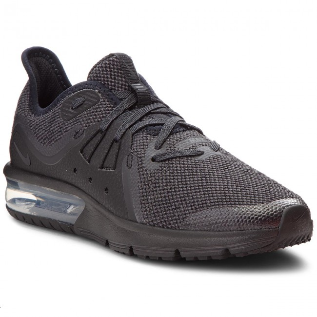 low priced 39b0d 9c0e5 Skor NIKE - Air Max Sequent 3 (GS) 922884 006 Black Anthracite