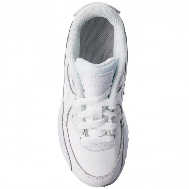 Shoes NIKE Air Max 90 Ltr (PS) 833414 100 WhiteWhite
