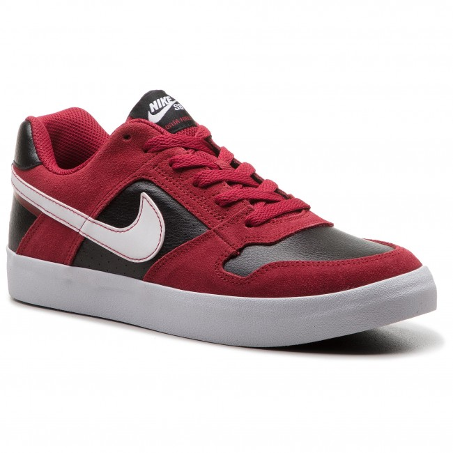 reputable site f60b6 53029 Skor NIKE - Sb Delta Force Vulc 942237 610 Red Crush White Black
