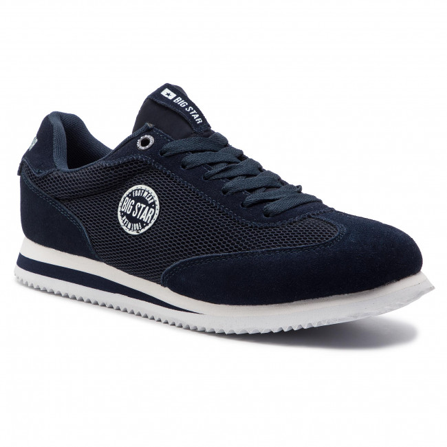 270a4cb97c9 Sneakers BIG STAR - DD174087 Navy - Sneakers - Lågskor - Herrskor ...