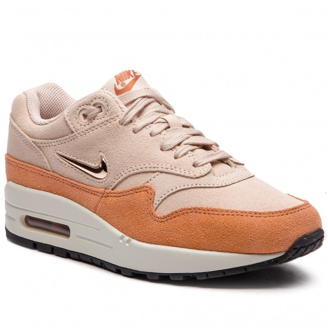 the latest 521f9 b1550 Skor NIKE - Air Max 1 Premium Sc AA0512 800 Guava Ice Mtlc Red Bronze