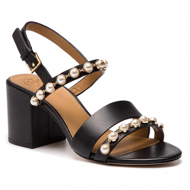 5f1c07e7ab74 Sandaler TORY BURCH - Emmy 65mm Pearl Sandal 55043 Perfect Black 006 ...