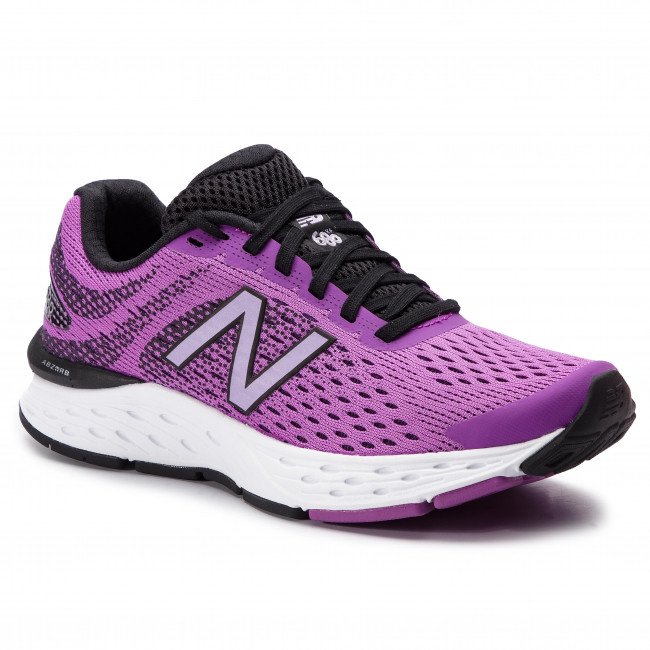 innovative design 537db 79334 Skor NEW BALANCE - W680LP6 Lila