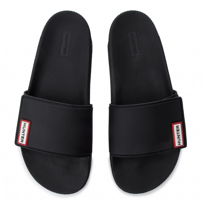 Sandaler HUNTER Original Adjustable Slide WFD4017EVA Black
